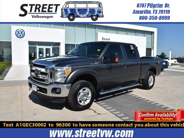 Pre-Owned 2016 Ford Super Duty F-250 SRW 4WD CREW CAB 156