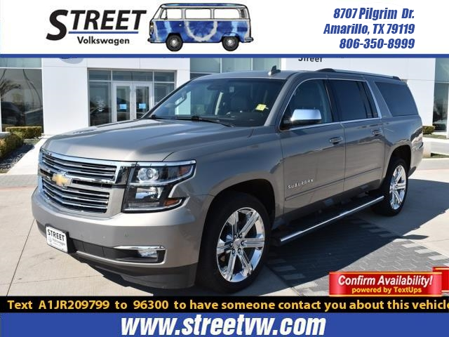 Pre-Owned 2018 Chevrolet Suburban 4WD 4DR 1500 PREMIER