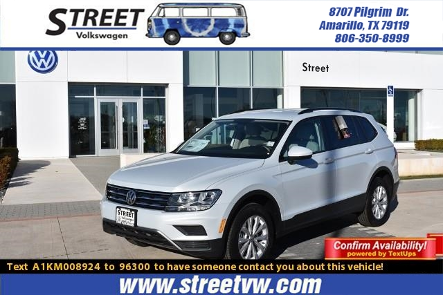 New 2019 Volkswagen Tiguan For Sale Amarillo Tx Lubbock Sr3412