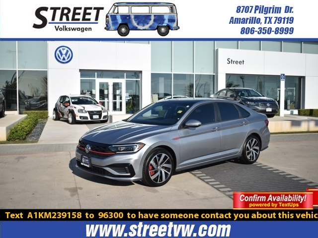 Certified Pre-Owned 2019 Volkswagen Jetta GLI AUTOBAHN MANUAL