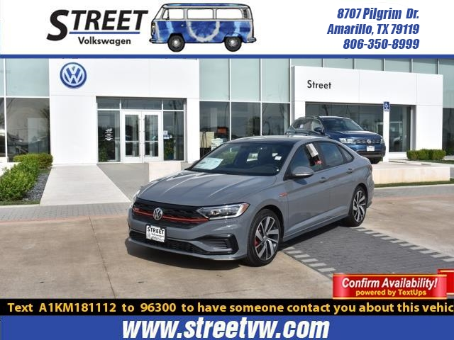 New 2019 Volkswagen Jetta GLI Autobahn Manual