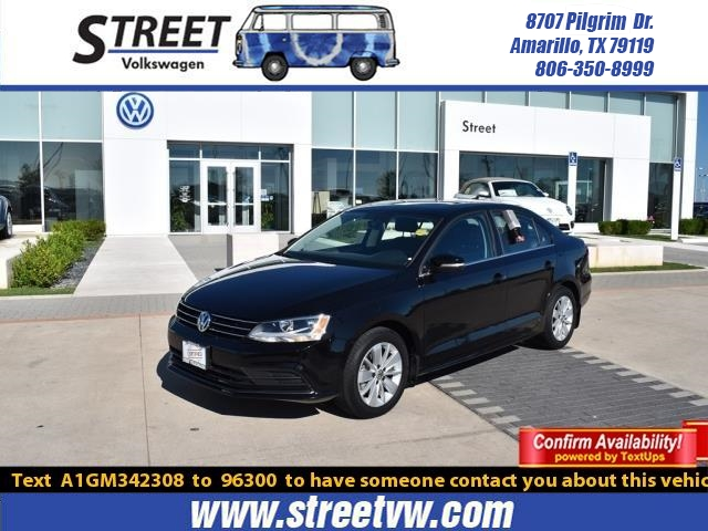 Certified Pre-Owned 2016 Volkswagen Jetta Sedan 4DR AUTO 1.4T SE