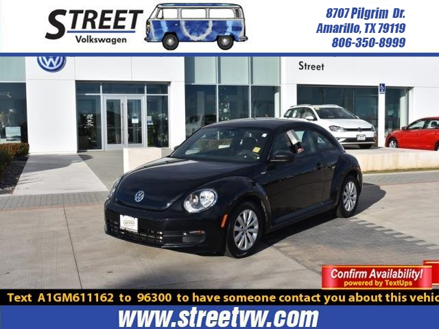Certified Pre-Owned 2016 Volkswagen Beetle Coupe 2DR AUTO 1.8T WOLFSBURG EDITION
