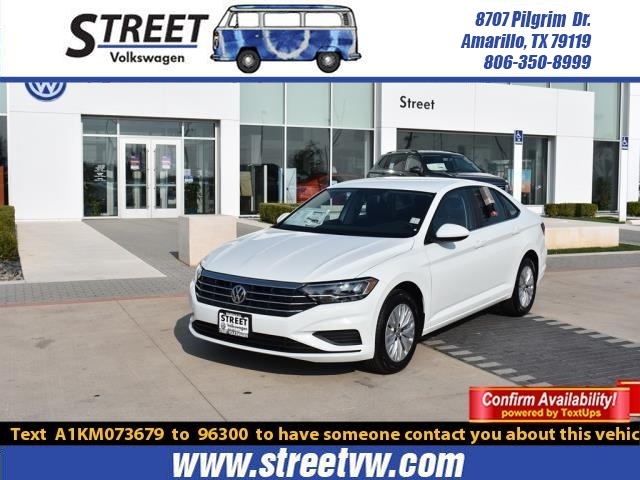 New 2019 Volkswagen Jetta S MANUAL