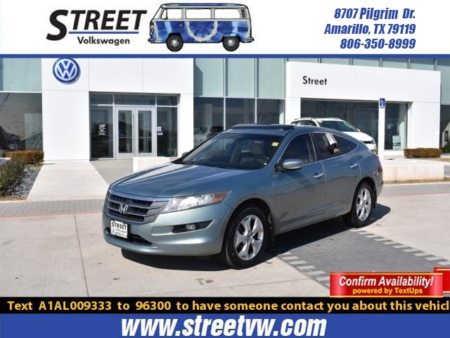 Pre-Owned 2010 Honda Accord Crosstour 2WD 5DR EX-L