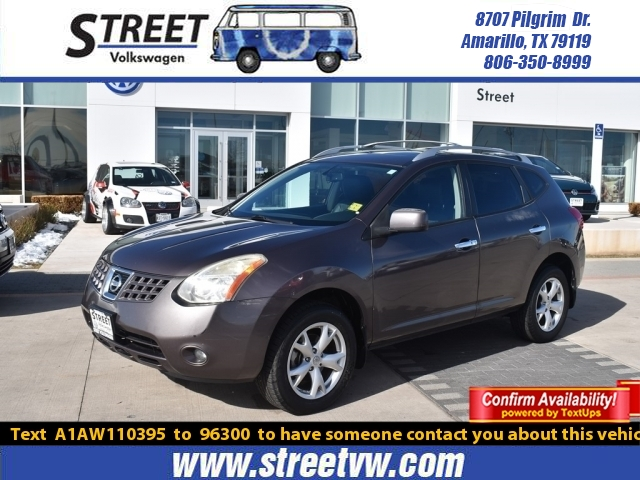 Pre-Owned 2010 Nissan Rogue AWD 4DR SL