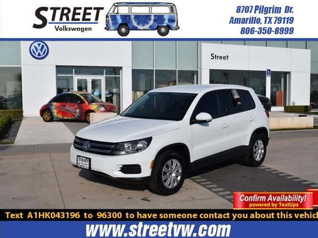 Certified Pre-Owned 2017 Volkswagen Tiguan 2.0T S 4MOTION