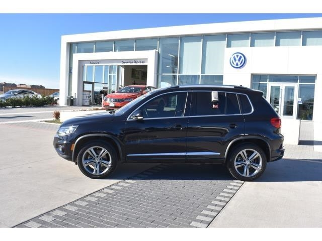 Certified Used 2017 Volkswagen Tiguan For Sale Amarillo Tx