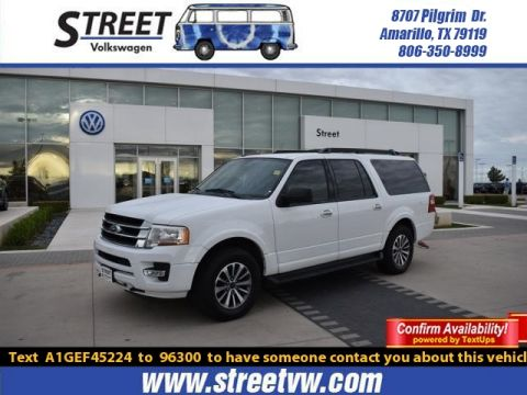 Pre-Owned 2016 Ford Expedition EL 4WD 4DR XLT