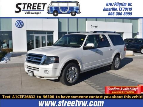 Pre-Owned 2012 Ford Expedition EL 4WD 4DR LIMITED