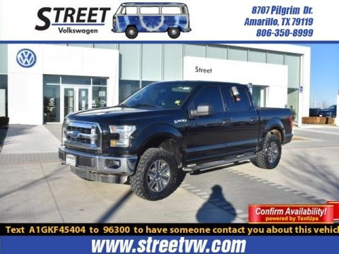 Pre-Owned 2016 Ford F-150 4WD SUPERCREW 145 XL