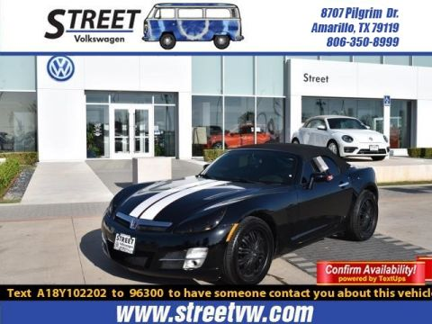 Pre-Owned 2008 Saturn Sky 2DR CONV
