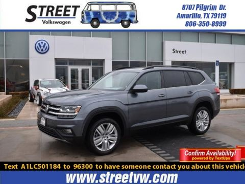 New 2020 Volkswagen Atlas 2.0T SE w/Technology FWD