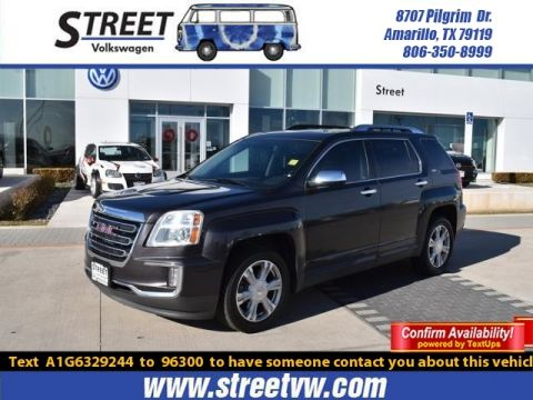 Pre-Owned 2016 GMC Terrain FWD 4DR SLT