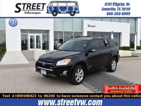 Pre-Owned 2011 Toyota RAV4 4WD 4DR V6 5-SPD AT LTD