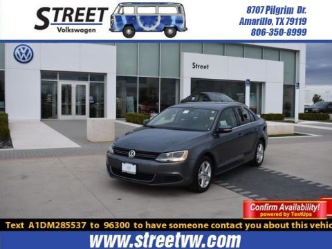 Pre-Owned 2013 Volkswagen Jetta Sedan 4DR MAN TDI