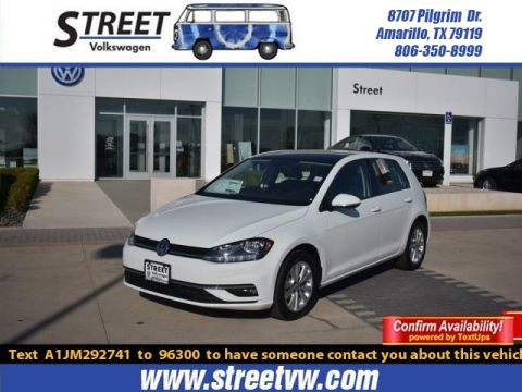 New 2018 Volkswagen Golf 1.8T SE AUTO