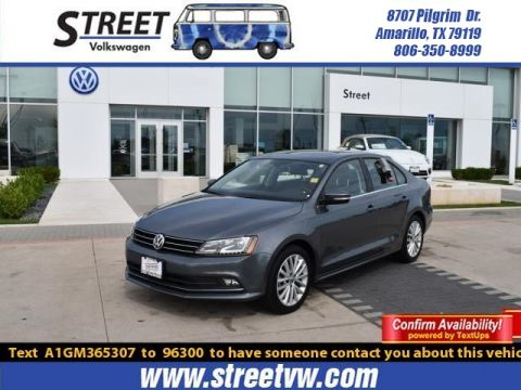 Certified Pre-Owned 2016 Volkswagen Jetta Sedan 4DR AUTO 1.8T SEL
