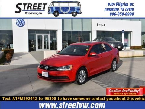 Certified Pre-Owned 2015 Volkswagen Jetta Sedan 4DR DSG 2.0L TDI SE W/CONNECTIVITY