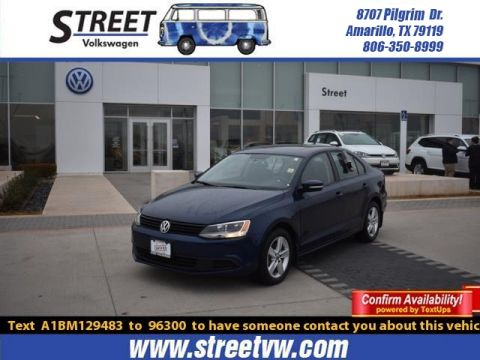 Certified Pre-Owned 2011 Volkswagen Jetta Sedan 4DR DSG TDI