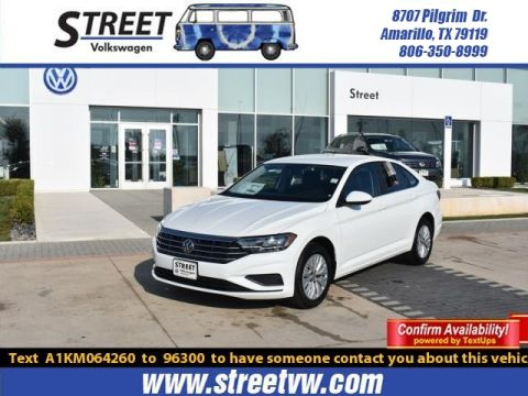 New 2019 Volkswagen Jetta S Manual w/SULEV