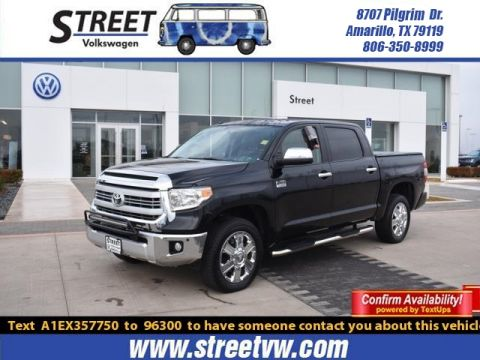 Pre-Owned 2014 Toyota Tundra 4WD Truck CREWMAX 5.7L FFV V8 6-SPD AT 1794