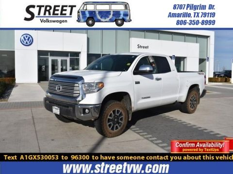 Pre-Owned 2016 Toyota Tundra 4WD Truck DOUBLE CAB 5.7L FFV V8 6-SPD AT LTD