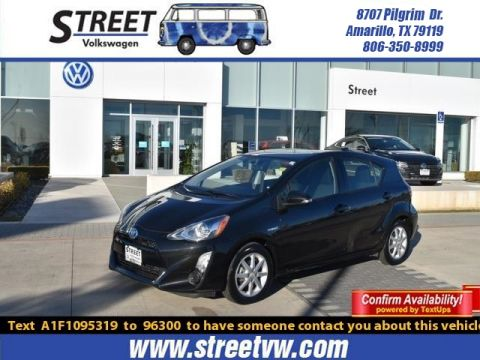 Pre-Owned 2015 Toyota Prius c 5DR HB THREE