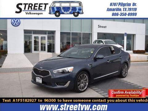 Pre-Owned 2015 Kia Cadenza 4DR SDN LIMITED